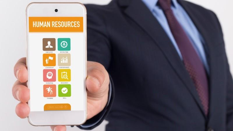 HR mobile app