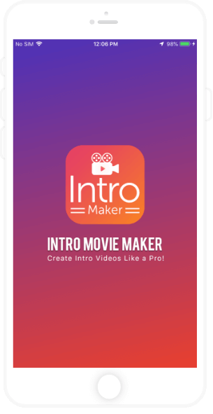 App for Making YouTube Intro