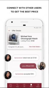 develop ecommerce app like poshmark