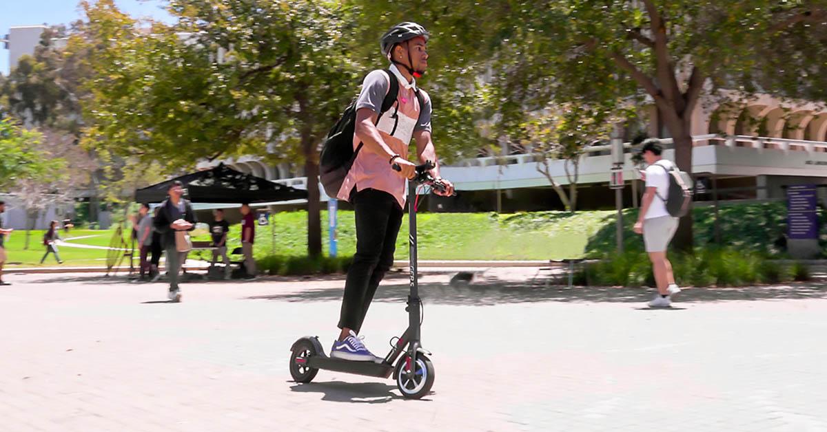 e scooter app development