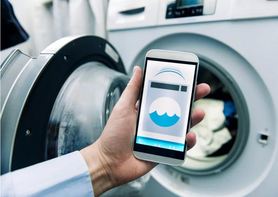 laundry app development