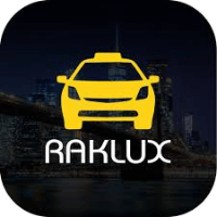 Raklux Taxi App Icon