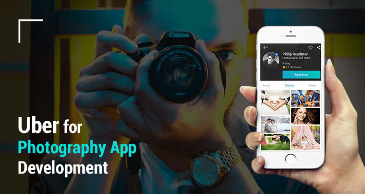 Uber for Photography app