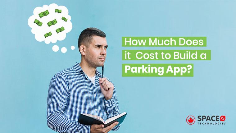 parking finder app cost