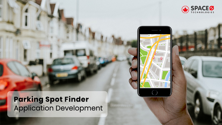 parking finder app development
