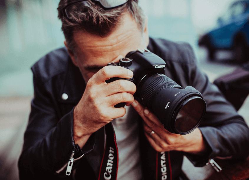 On-demand Photographer App