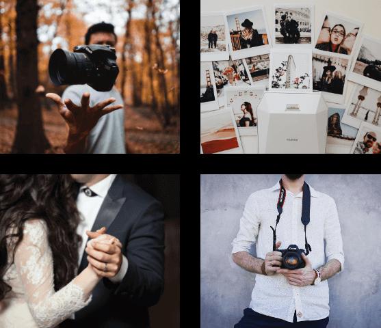 Photographer App Solution