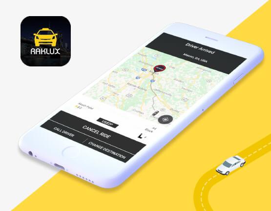 Raklux App