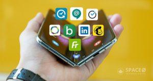 app development for foldable phones