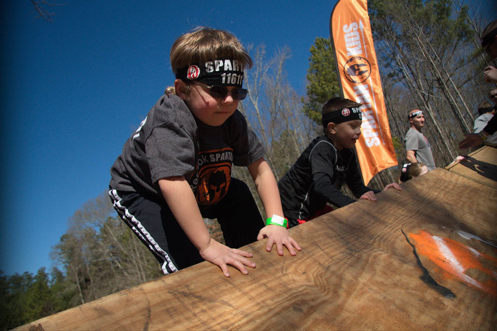 Junior Spartan Race