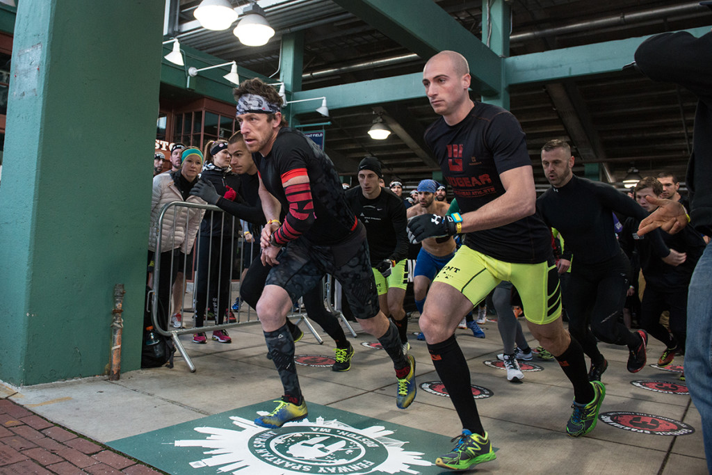 Spartan Race 2014: Fenway Park Sprint Race Video