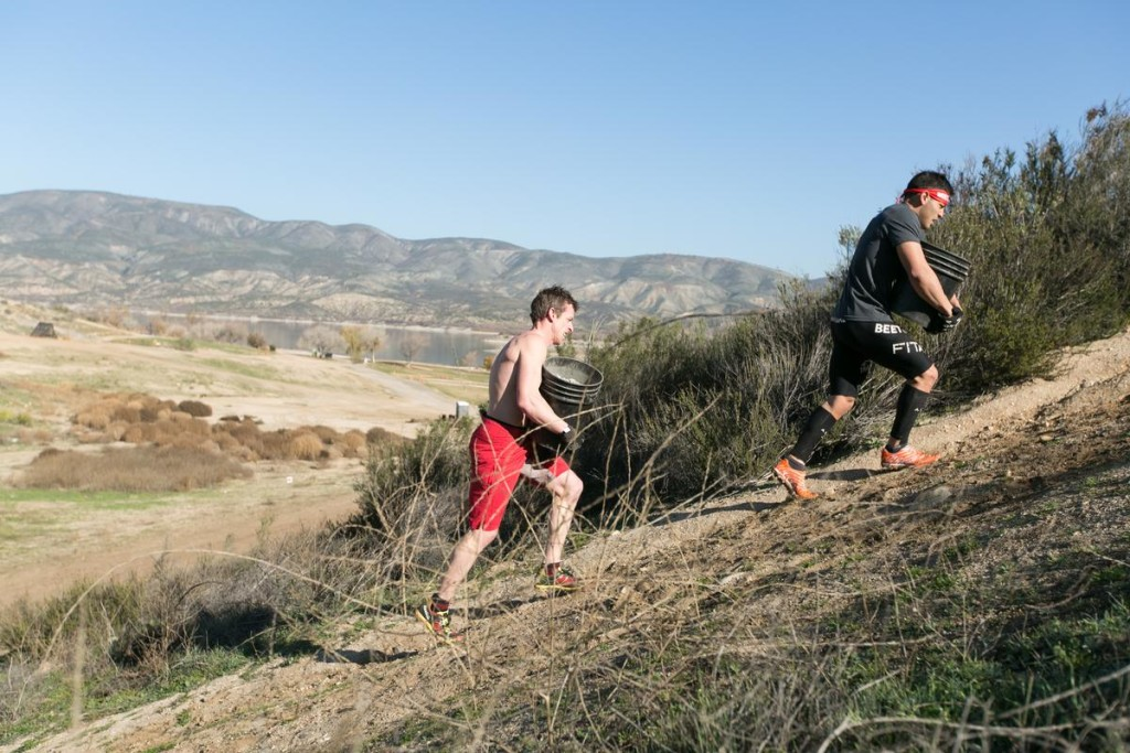 How To Train for Hills and Climbs at a Spartan Race
