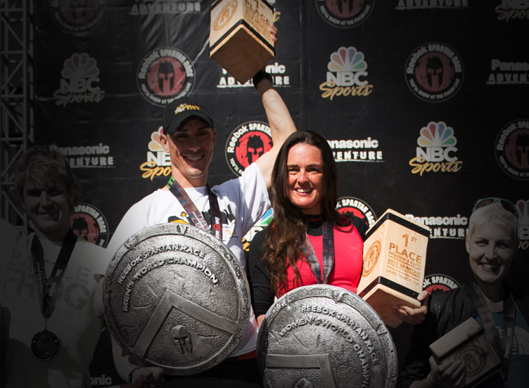2015 REEBOK SPARTAN RACE WORLD CHAMPIONSHIP CROWNS CHAMPIONS IN LAKE TAHOE