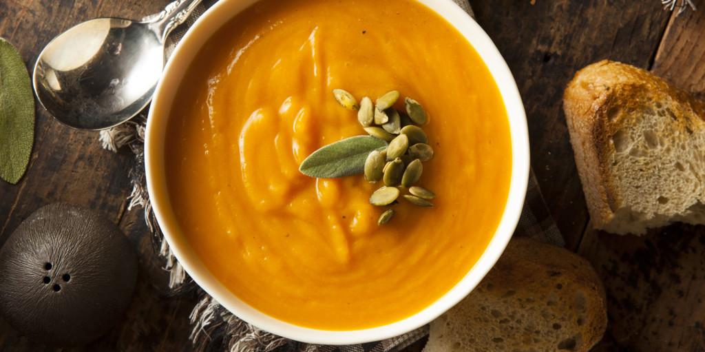Tomato Squash Soup