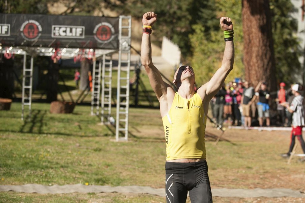 Spartan Race Welcomes Robert Killian to the Pro Team