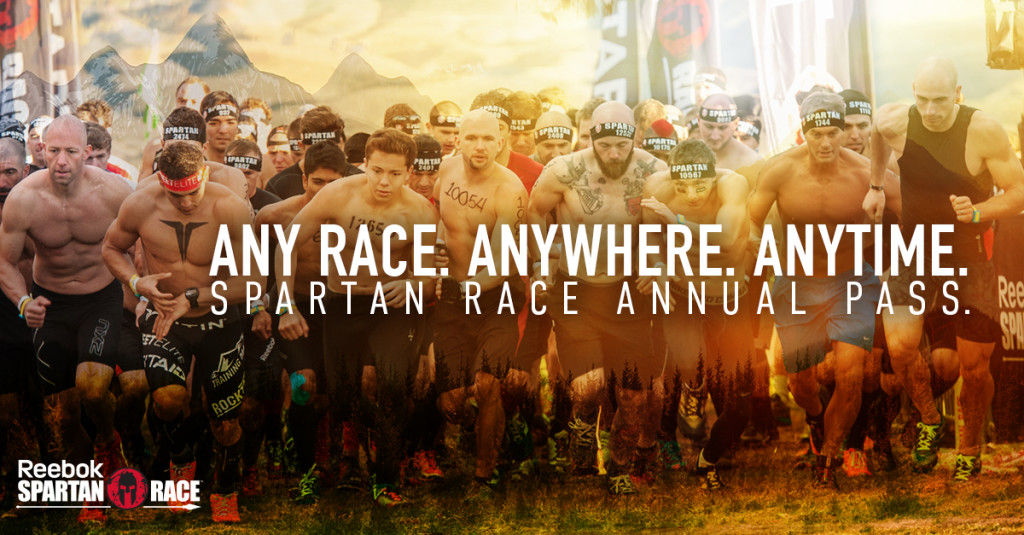SPARTAN RACE PASS
