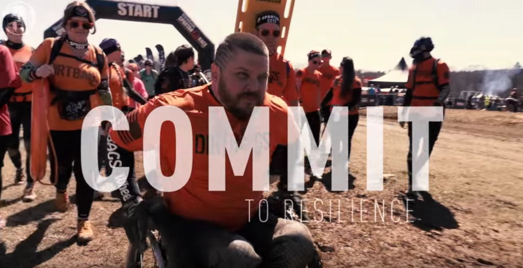 Spartan Race: Resilience