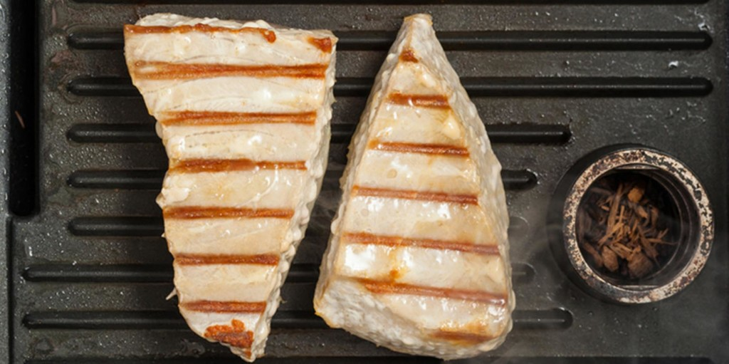 Grilled Tuna Steaks