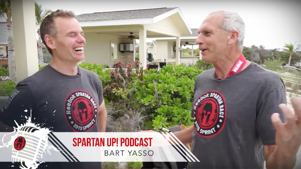 077: Bart Yasso | Running from Trouble