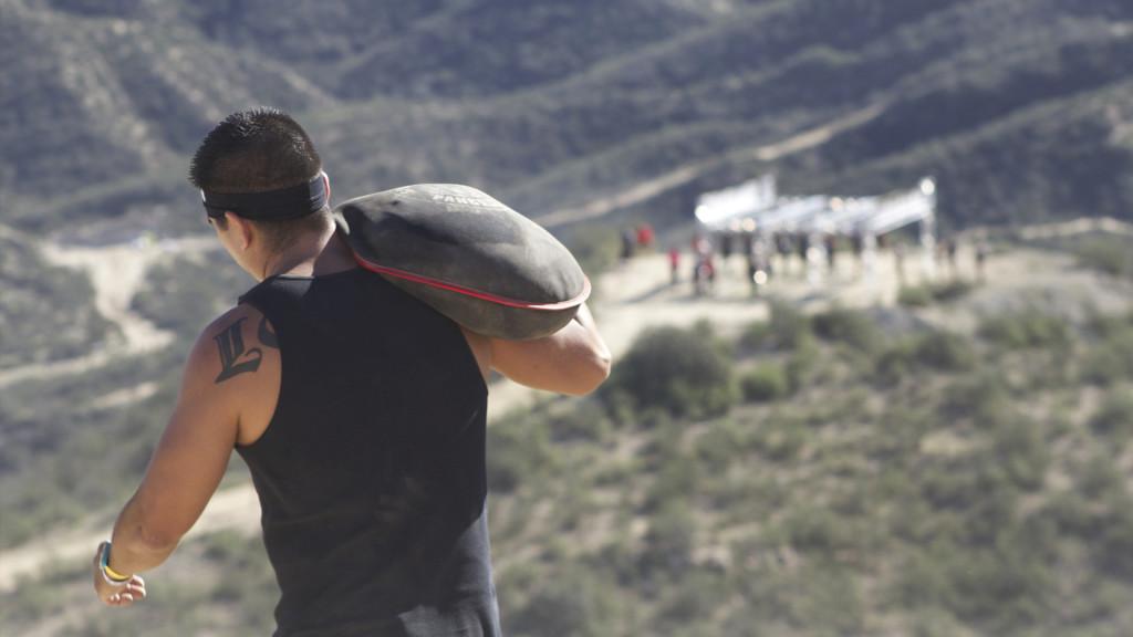 Sandbag Carry Training