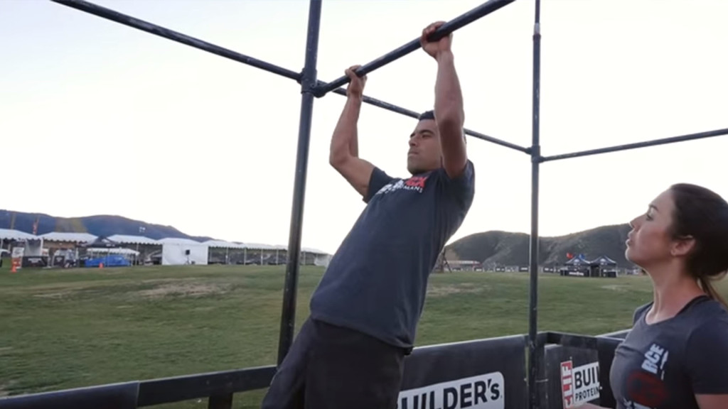 Spartan Pull-Up