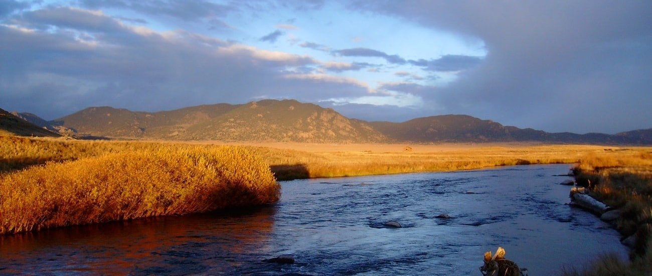 Full service fly shop and guided trips on the south platte for Deckers co fishing report