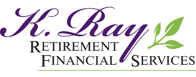 K. Ray Retirement Financial Services Logo