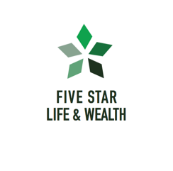 Five Star Life & Wealth Logo