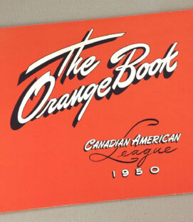 Canadian American League 1950 Guide