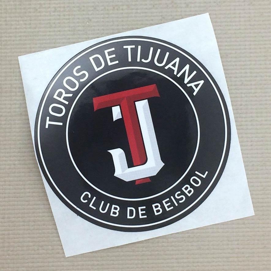 Tijuana Toros Sticker