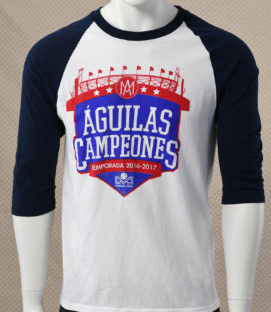 Mexicali Aguilas Champions Shirt