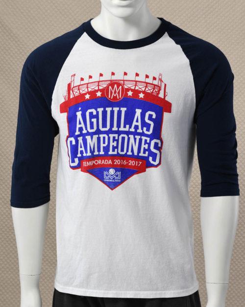 Mexicali Aguilas Champions Shirt