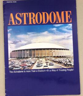 1968 Houston Astrodome Guide