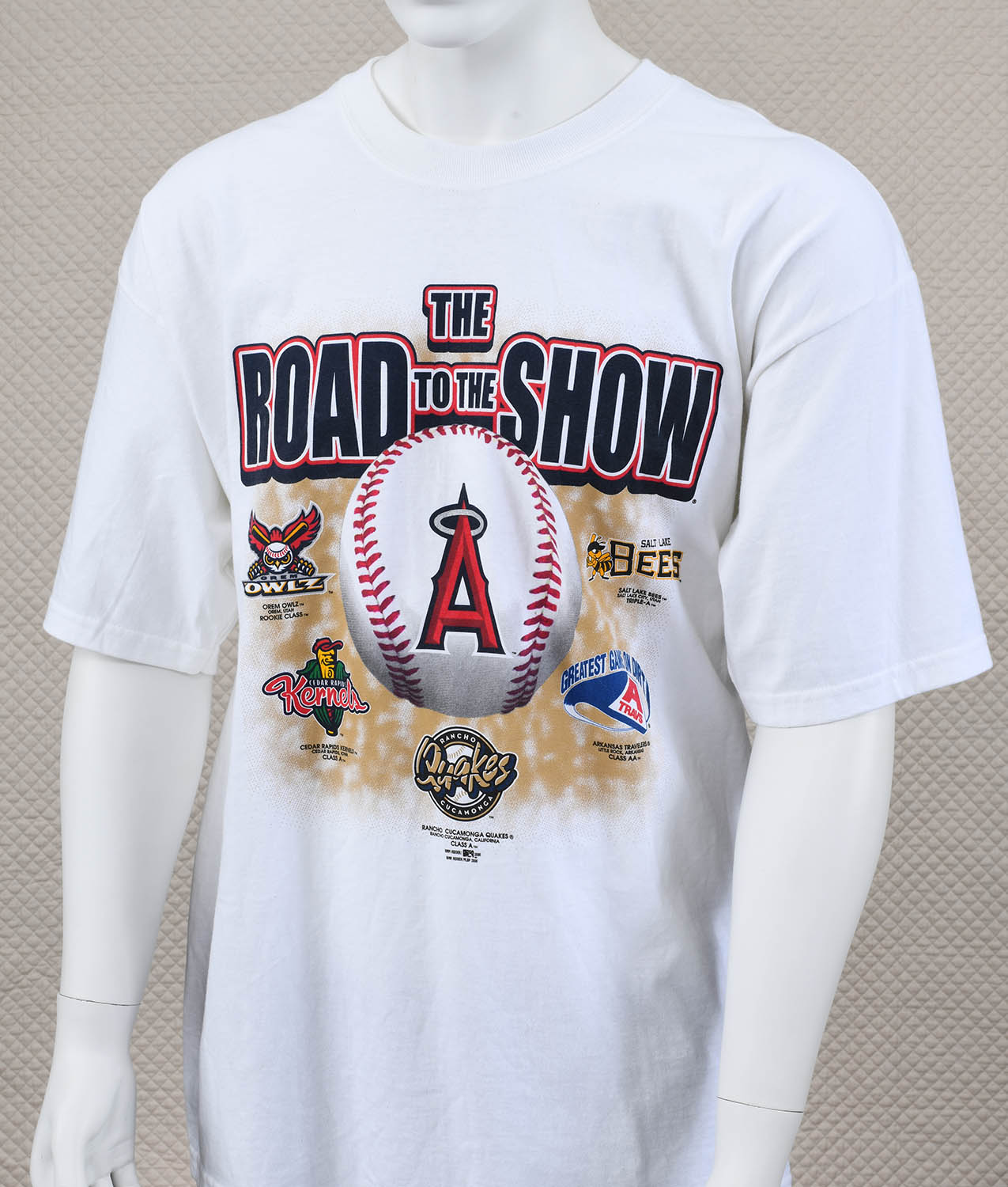 "Angels ""Road to the Show"" T-Shirt"