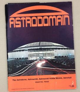 AstroDomain 1972 Magazine