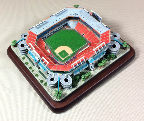 Danbury Mint Pro Player Ballpark Replica
