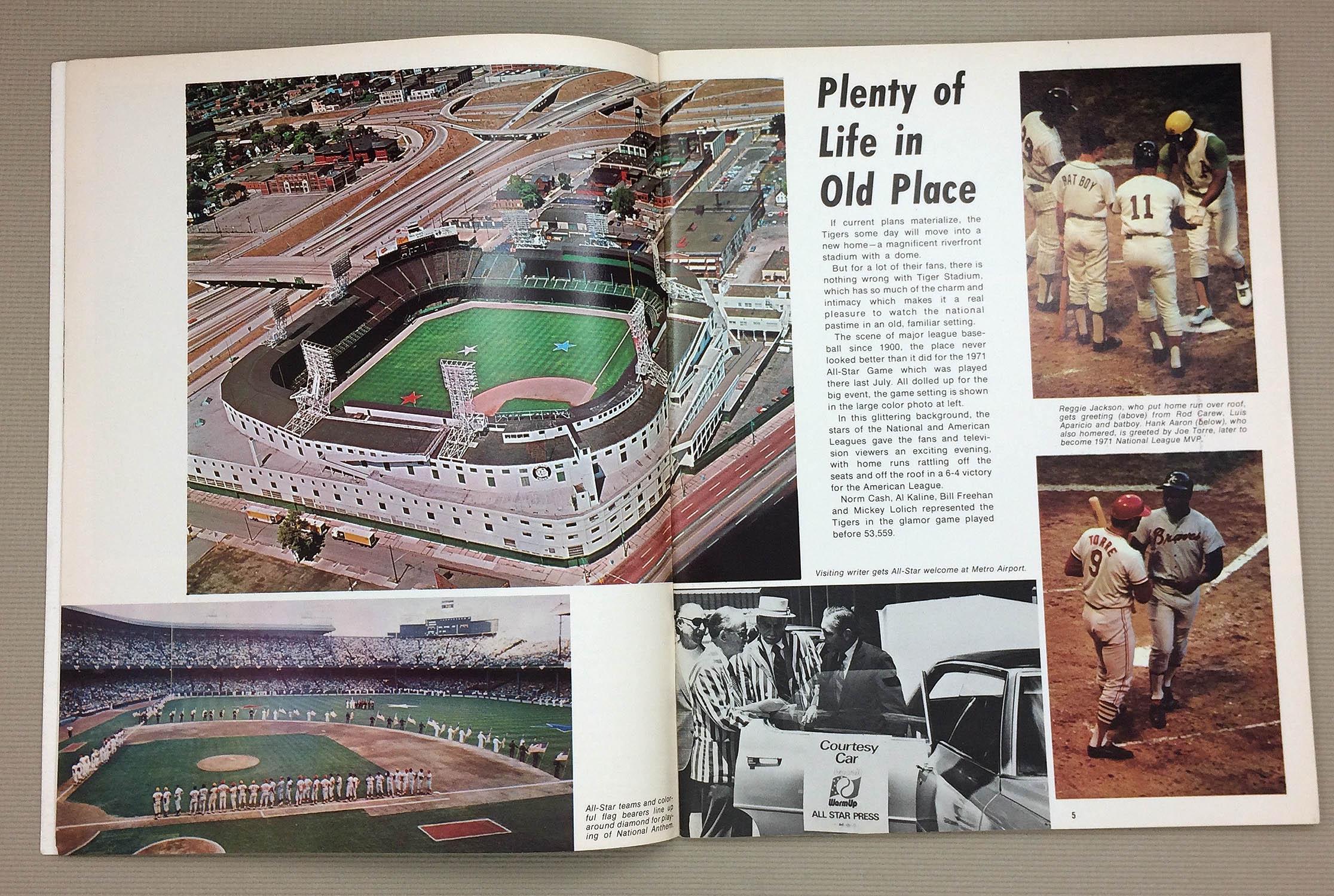Briggs Tiger Stadium