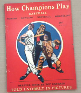 1948 Street & Smiths How Champions Play Baseball