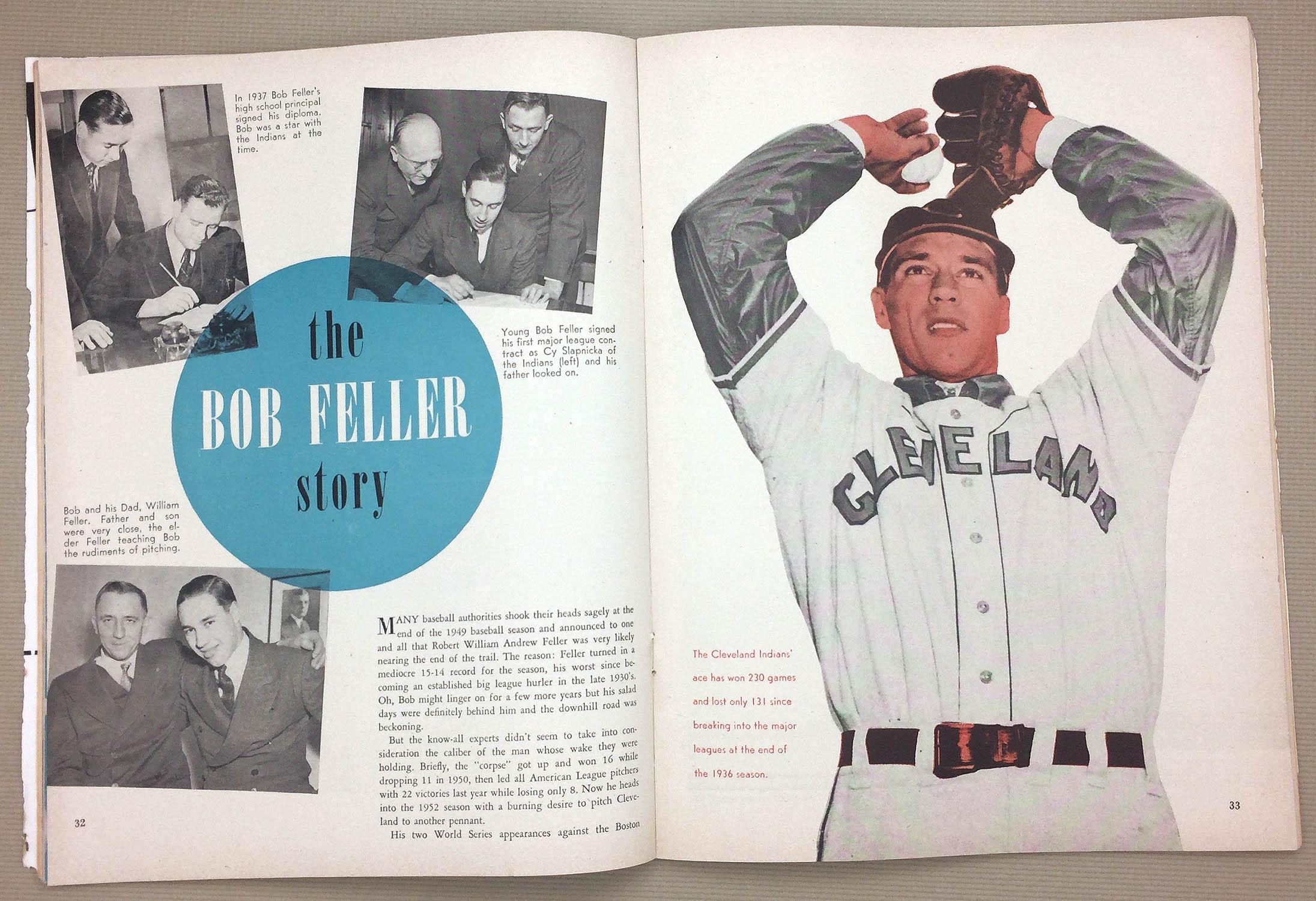 The Bob Feller Story