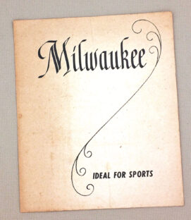 Milwaukee Ideal For Sports