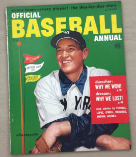 Dell 1952 Official Baseball Annual
