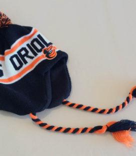 Baltimore Orioles Tie-on Beanie