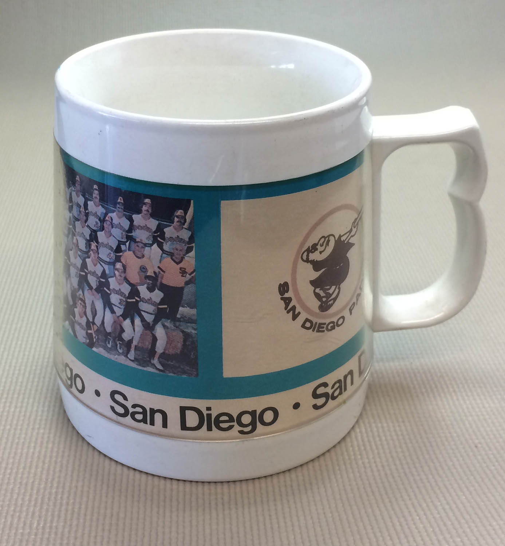 San Diego Padres 1970's Era Mug