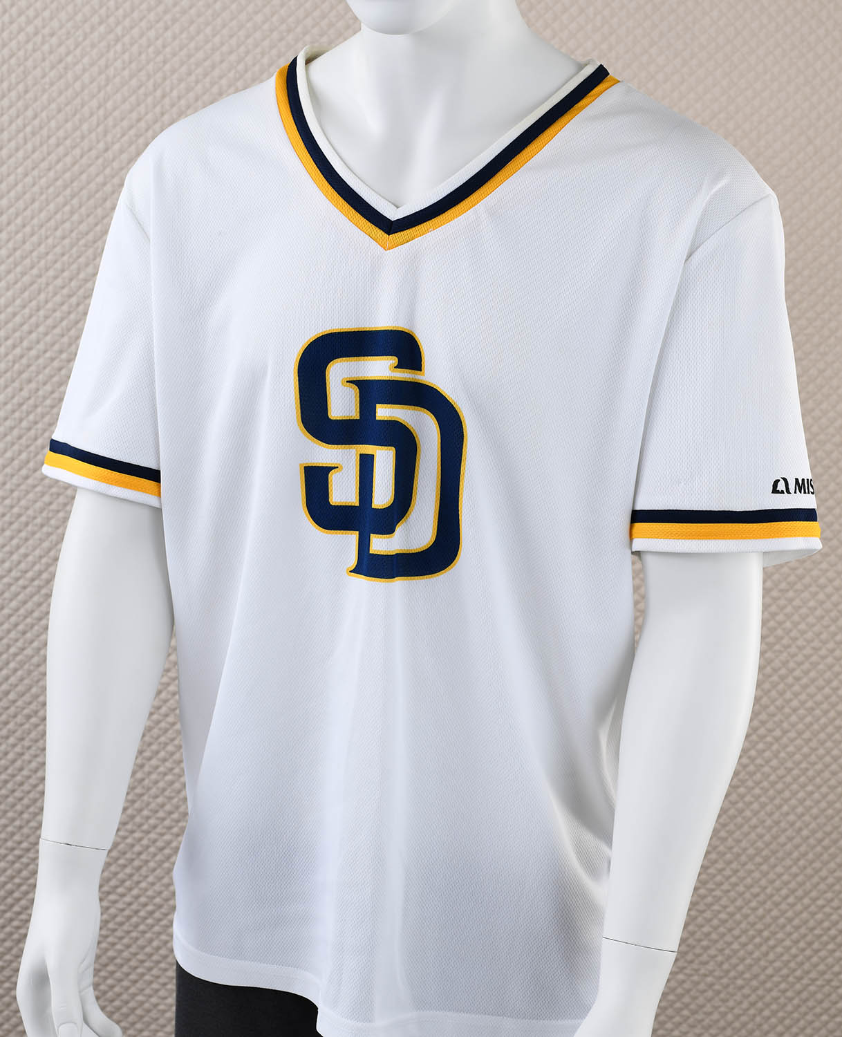 San Diego Padres Blue Gold Jersey