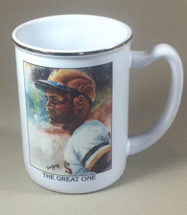 Roberto Clemente Pittsburgh Pirates Commemorative Mug