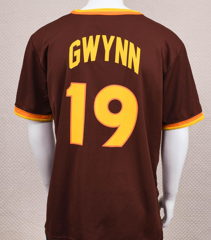 reputable site bdb04 9a418 San Diego Padres Tony Gwynn Jersey