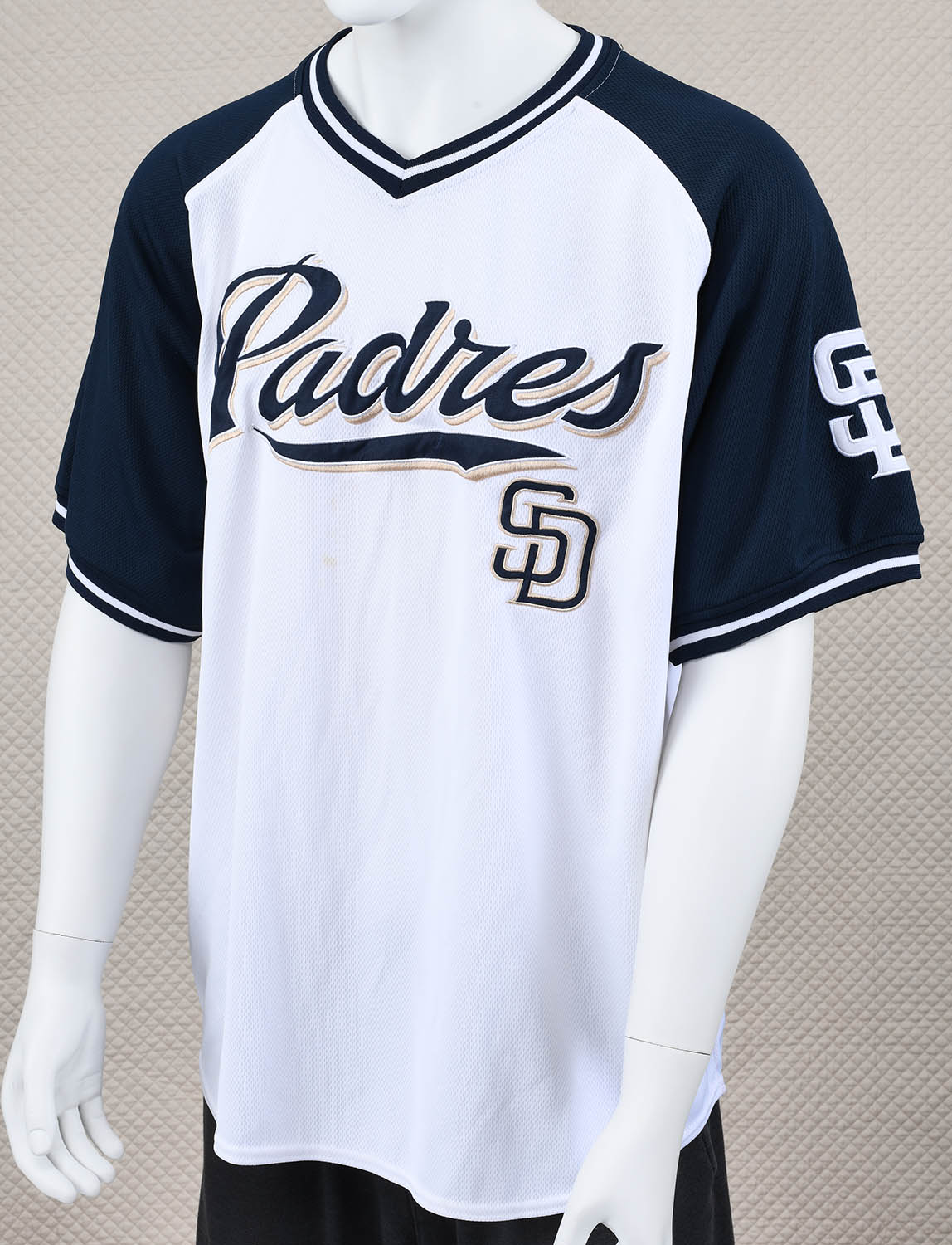 buy popular 77448 d1090 San Diego Padres White Jersey