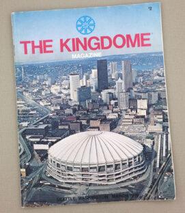 The Kingdome Magazine 1976