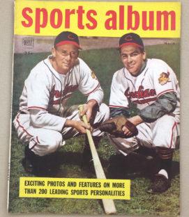 Sports Album Magazine May-July 1949