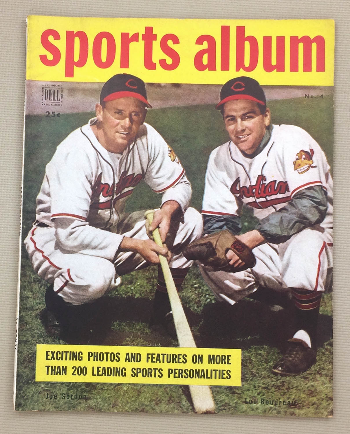 Sports Album Magazine May-July 1949